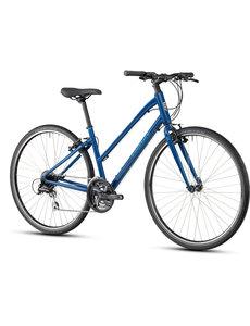 Ridgeback Ridgeback Velocity LDS Open Frame City Bike 2022 Blue