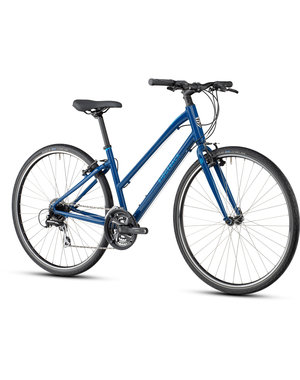 Ridgeback Ridgeback Velocity LDS Open Frame City Bike 2022 Blue