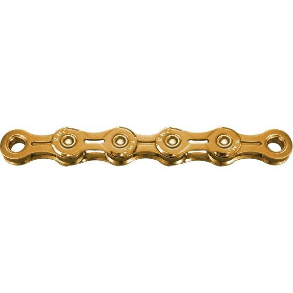 KMC KMC X11 El Ti-Ni Chain11, 11 Speed, 118 Links, Gold