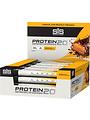 SIS Nutrition SIS Protein20 high protein bar - chocolate peanut crunch - 55g bar - (box of 12)