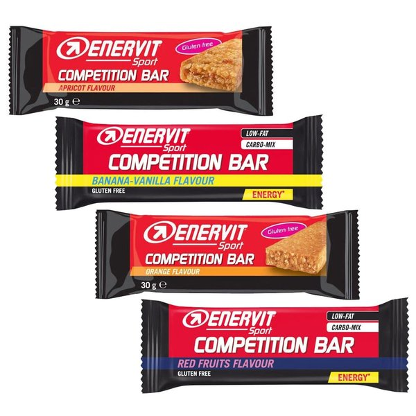 Enervit Sport Competition Bar (Box of 25 x 30g)