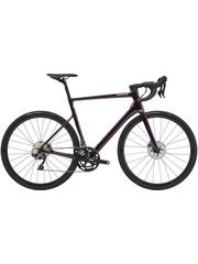 Cannondale Cannondale SuperSix EVO Carbon Disc Ultegra Road Bike 2021 Dark Purple