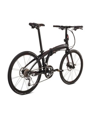 "TERN Folding Bike Tern Eclipse P20 2021 Black (26"" wheels)"