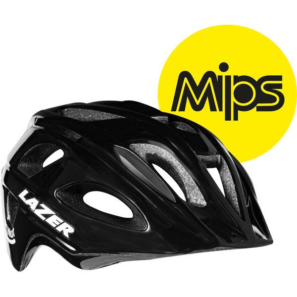 Lazer Lazer PNut Kids MIPS Helmet, Black, One Size 46-50 cm