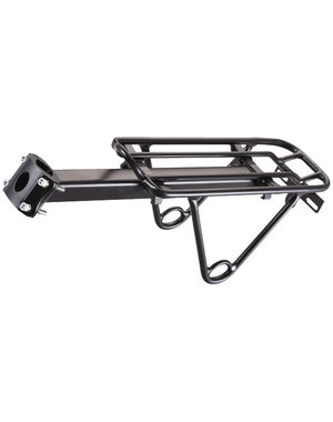 Oxford Seatpost Fit Carrier, Black
