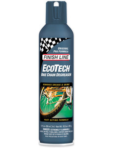 Finish Line Finish Line EcoTech 2 Chain Degreaser 12 oz / 360 ml Aerosol (Single Can)