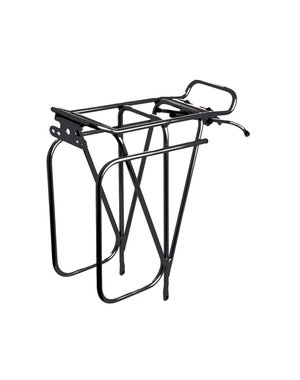 Tortec Tortec Expedition Rear Carrier Rack Black 26-700C Max Load 35kg