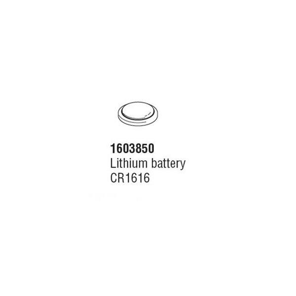 CatEye CATEYE BATTERY CR1616 X1 BATTERY