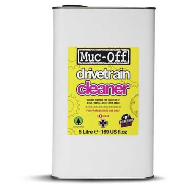 Muc-Off Drive Train Cleaner/Degreaser 5 Litres