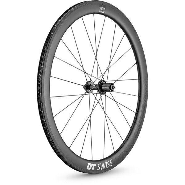 DT Swiss ARC 1400 DICUT wheel, carbon clincher 48 x 17 mm rim, rear