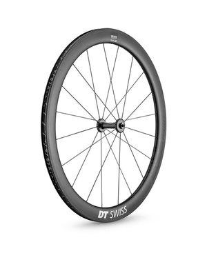 DT Swiss ARC 1400 DICUT wheel, carbon clincher 48 x 17 mm rim, front