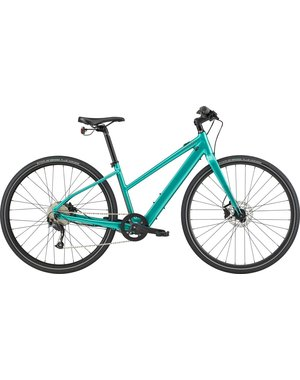Cannondale Cannondale Quick Neo SL 2 Remixte Electric City Bike 2021 Womens