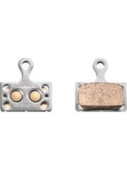 Shimano Shimano K04S disc brake pads, steel backed, metal sintered