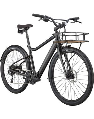 Cannondale Cannondale Treadwell Neo EQ Electric City Bike 2020 (Basket and mudguards included)