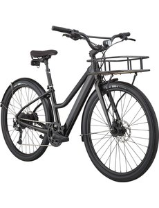 Cannondale Cannondale Treadwell Neo EQ Remixte (Open Frame) Electric City Bike 2020 (Basket and mudguards included)