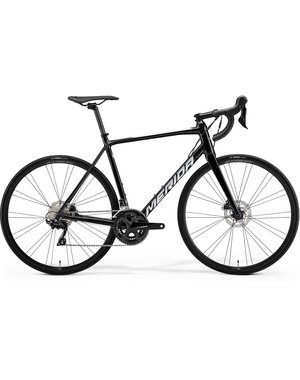 Merida Merida Scultura 400D Hydraulic Disc 105 Road Bike Black 2021