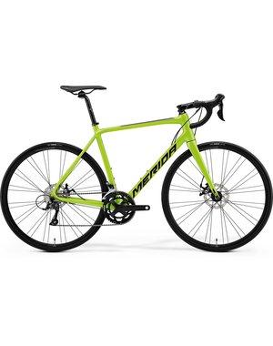 Merida Merida Scultura 200D Disc Sora Road Bike Green 2021