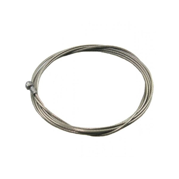 Jagwire Jagwire Sport Slick Stainless ROAD Inner Brake Cable + cable crimp (Single)