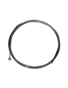 Jagwire Jagwire Sport Slick Stainless Shift Inner Gear Cable + cable crimp (Single)