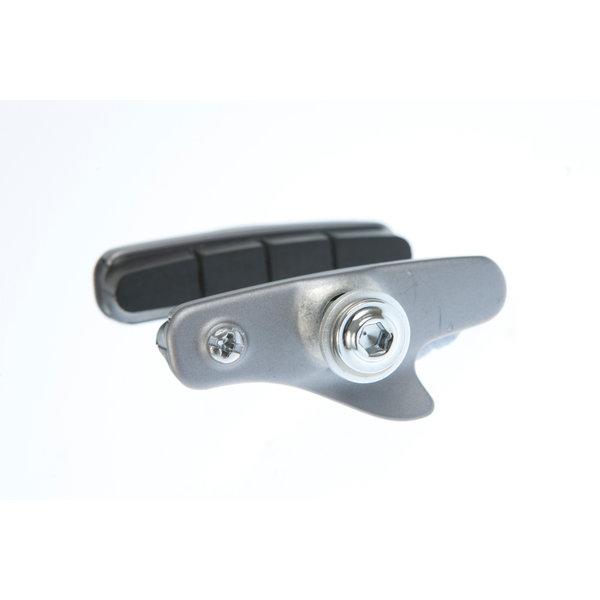 Shimano Shimano BR-6700-G R55C3 Cartridge Type Road Brake Pads/Shoes (Inc Inserts), (1x Pair)