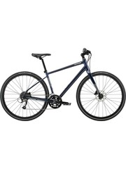 Cannondale Cannondale Quick Disc 3 City Bike 2021 Purple