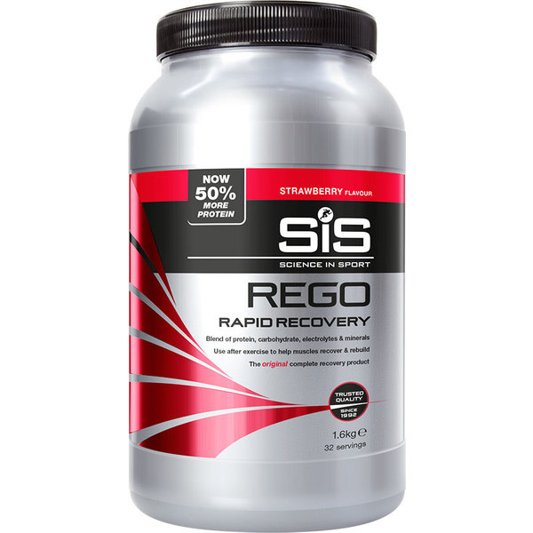 SIS Nutrition SiS REGO Rapid Recovery Protein drink powder - 1.6 kg tub
