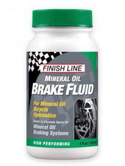 Finish Line Mineral Oil Brake Fluid 4 oz / 120 ml 4 oz / 120 ml (single)