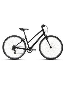 Ridgeback Ridgeback Comet Open Frame LDS Leisure Bike 2022 Black