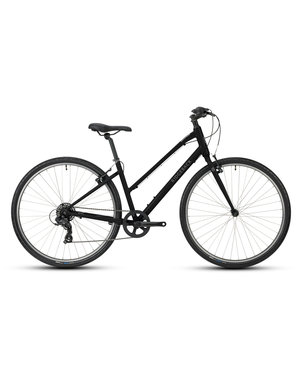 Ridgeback Ridgeback Comet Open Frame LDS Open Frame Leisure Bike 2022 Black