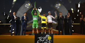 All about the jerseys in the Tour de France.