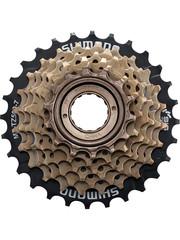 Shimano Shimano MF-TZ500 7-speed multiple freewheel, 14-28 tooth (block7)