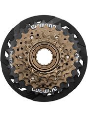 Shimano Shimano MF-TZ500 6-speed multiple freewheel, 14-28 tooth (Block6)