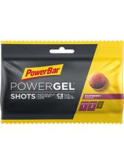 PowerBar PowerGel Sports Shots 60g, SELECTED Cola with Caffeine (single)