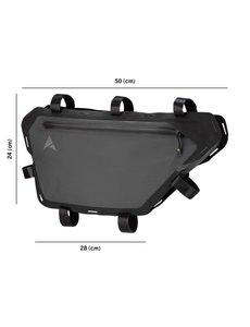 Altura Altura Vortex 2 Waterproof Frame Bag, Grey