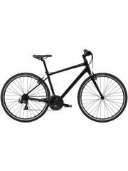 Cannondale Cannondale Quick 6 Tourney City Bike 2021 Black