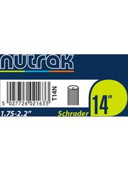Nutrak Inner Tube 14 x 1.75 - 2.2, Schrader Valve, (tube14)
