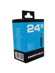 Impac Inner Tube 24 x 1.50 – 2.25, Schrader Valve, (tube24)