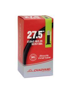 Chaoyang CHAOYANG TUBE 27.5X2.1/2.25 SCHRADER VALVE, tube27.5 (single)