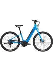 Cannondale Cannondale Adventure Neo 4 2021 Electric Bike Blue