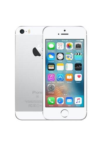 iPhone SE - 128GB - Zilver - NIEUW