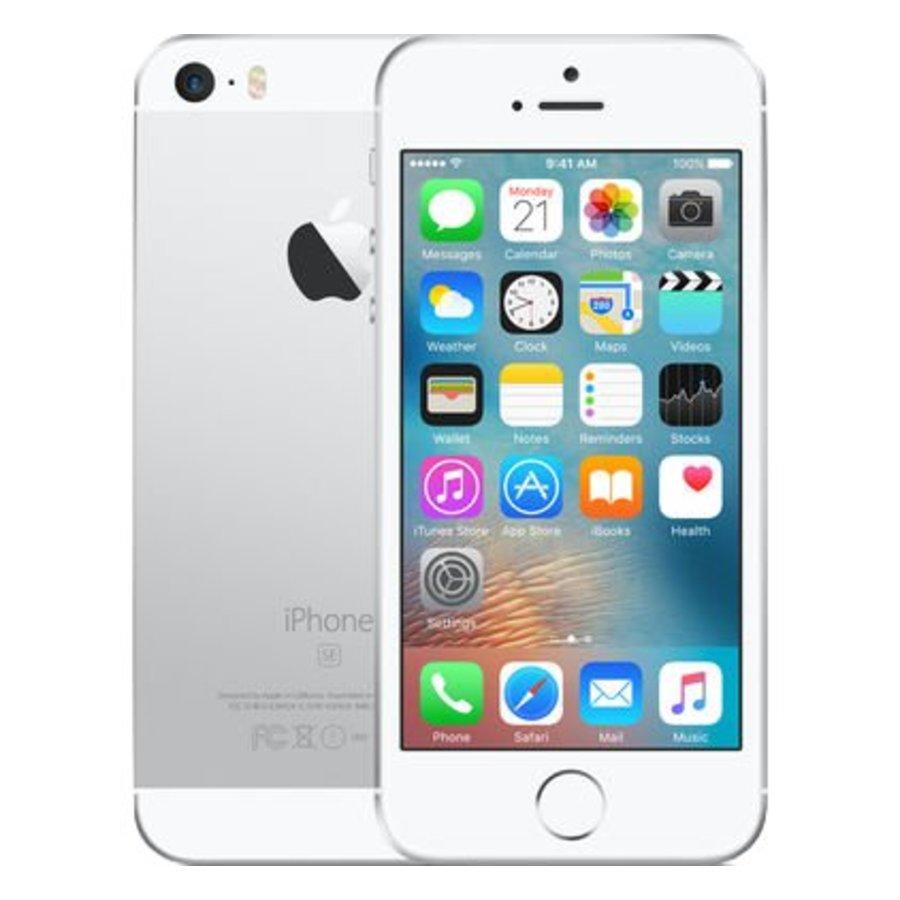 iPhone SE 128GB - Zilver - Nieuw