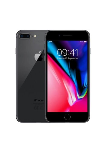 iPhone 8 Plus - 64GB - Black - NIEUW