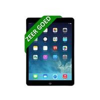 iPad Air WiFi - refurbished - 16GB - Space Gray - Zeer goed
