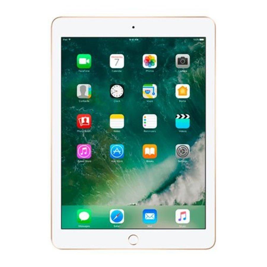 iPad (2018) - 32GB - Space Gray - NIEUW-3
