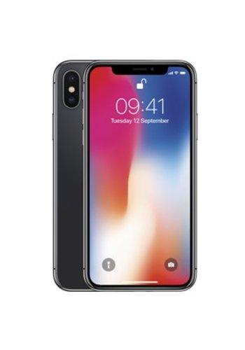 ACTIE: iPhone X - 64GB - Space gray - NIEUW