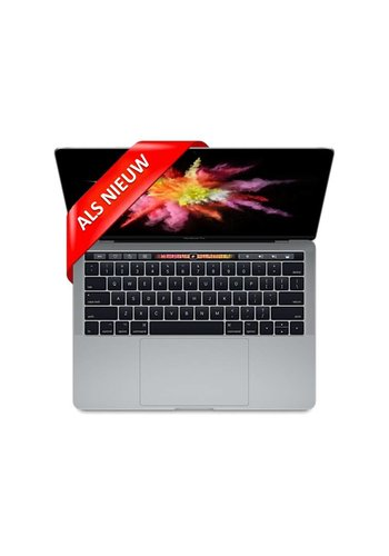 """MacBook Pro Touch Bar 13""""  - 256GB SSD - 2017"""