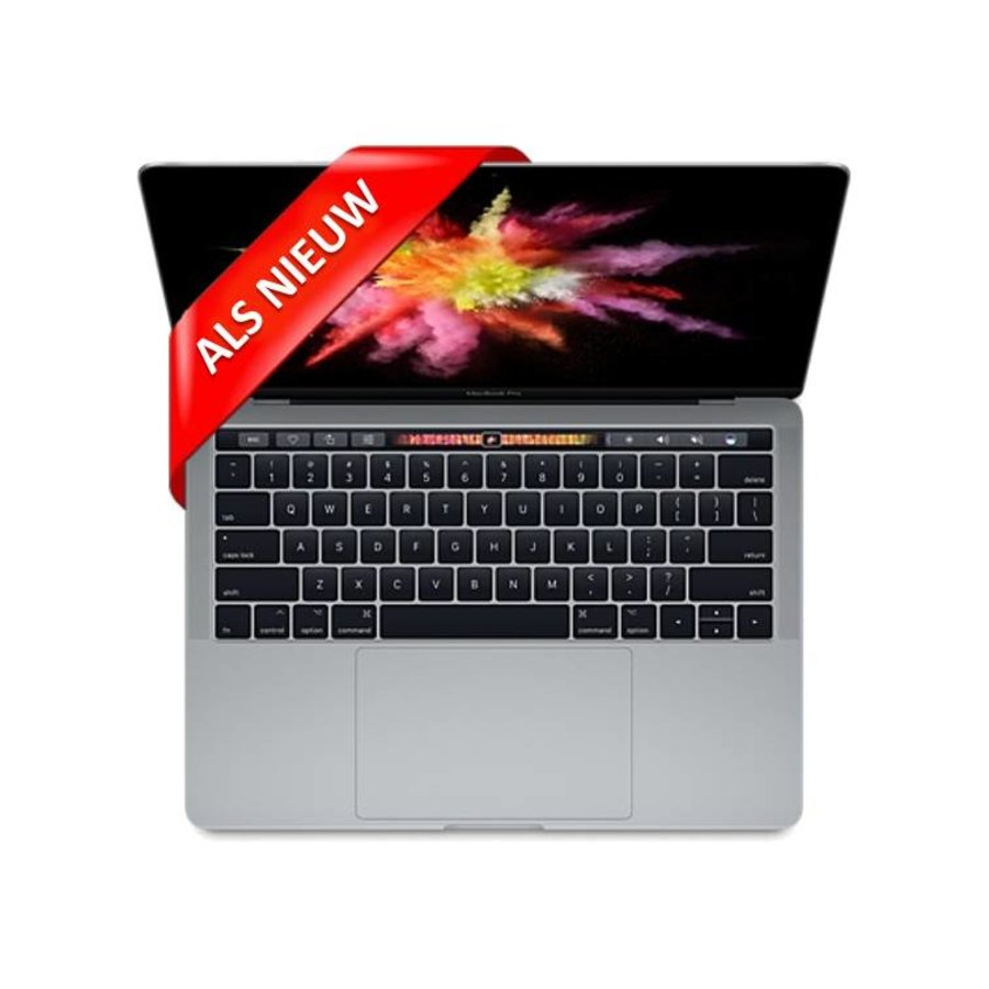 MacBook Pro 13.3 Inch (Retina/Touch Bar) 512GB / 8GB - Als nieuw - (space gray)