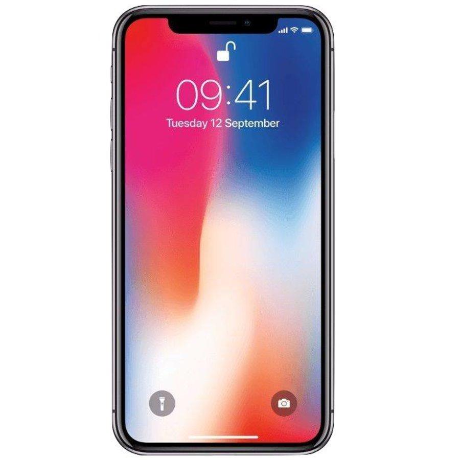 iPhone X - 64GB - Space gray - Als nieuw-3