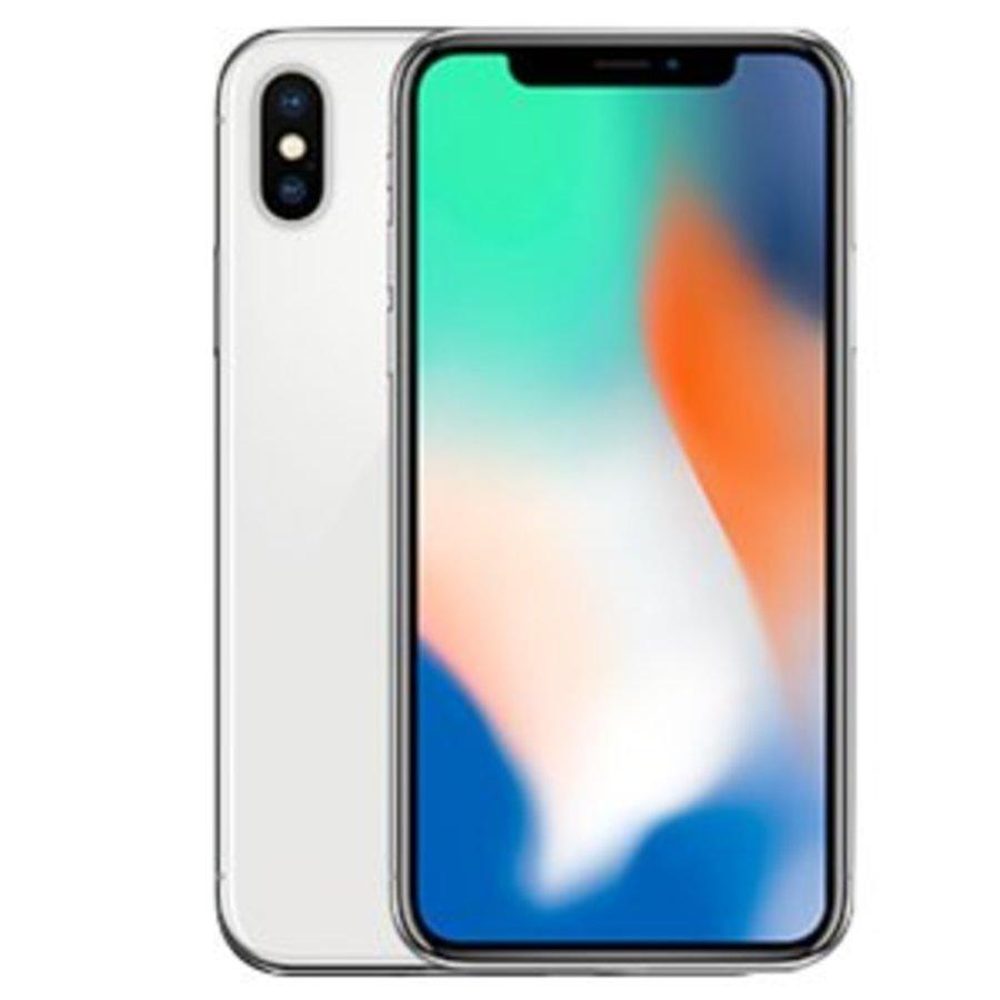 iPhone X - 64GB - Silver - NIEUW