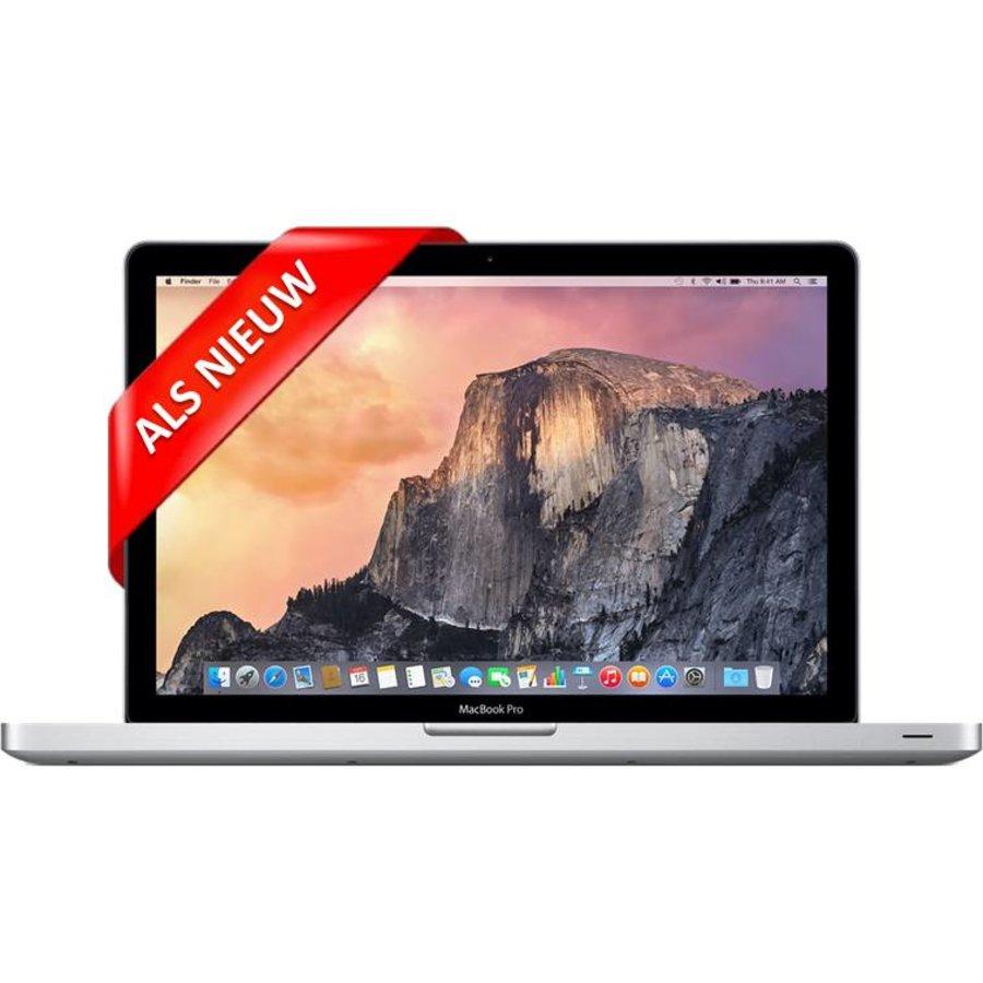"""MacBook Pro 13"""" - 250GB SSD - Zeer goed - i5 - 2010"""